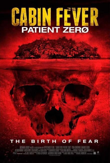 Cabin Fever: Patient Zero (2014) poster