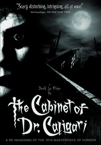 The Cabinet of Dr. Caligari (2005) poster
