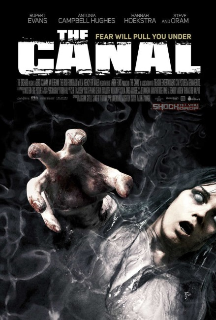 The Canal (2014) poster