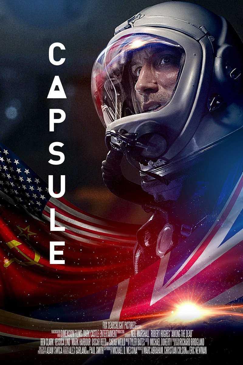 Capsule (2016) poster