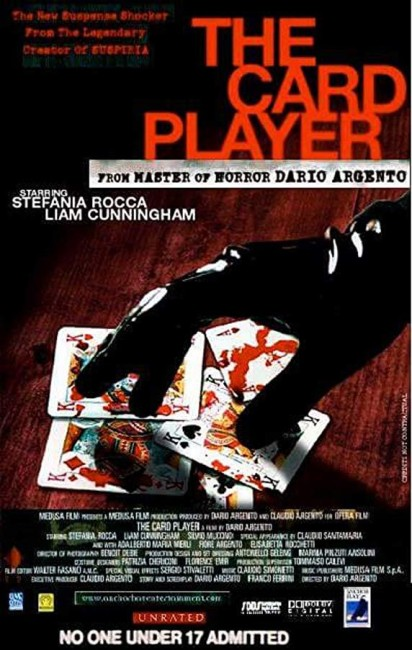 The Card Player (2004) poster