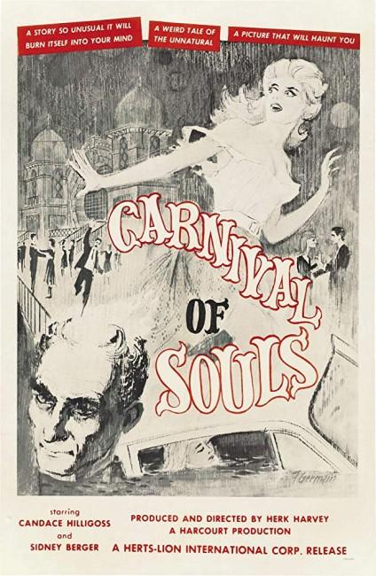 Carnival of Souls (1962) poster