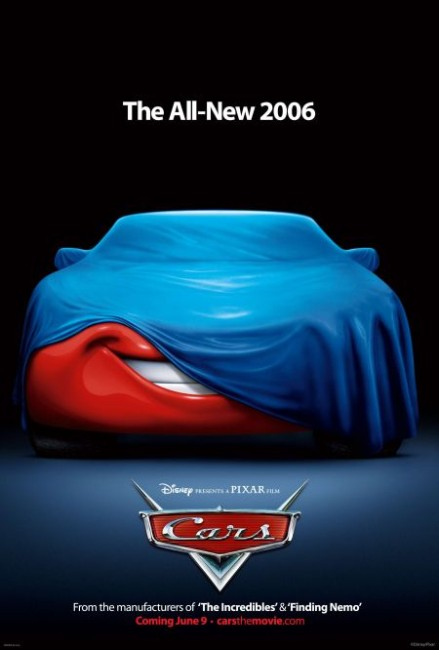 Cars (2006) poster