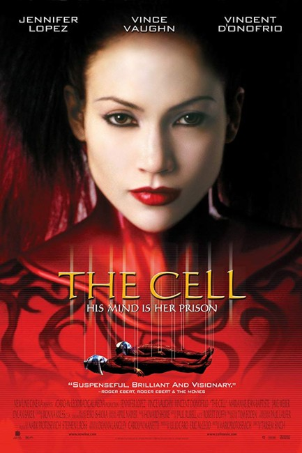 The Cell (2000) poster