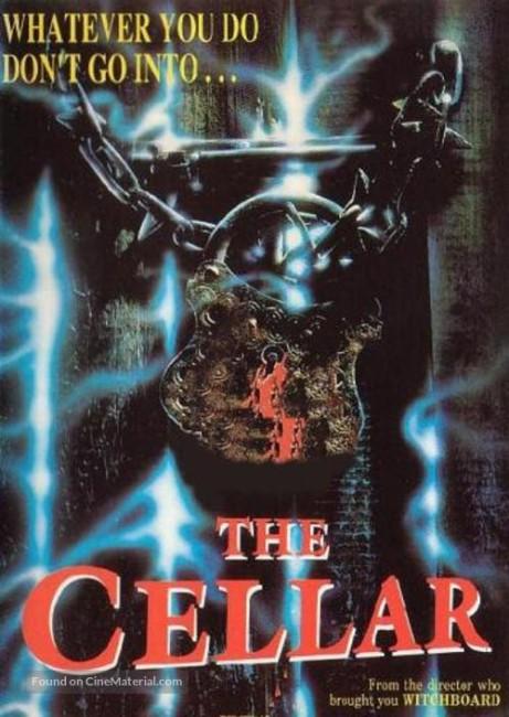 The Cellar (1989) poster