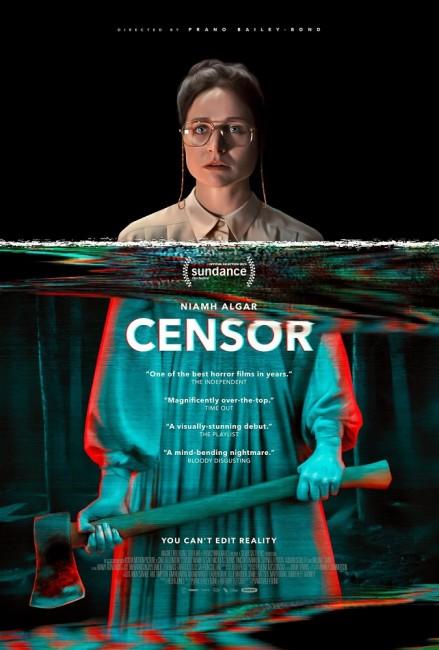 Censor (2021) poster