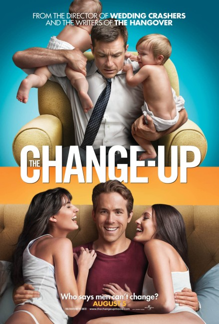 The Change-Up (2011) poster