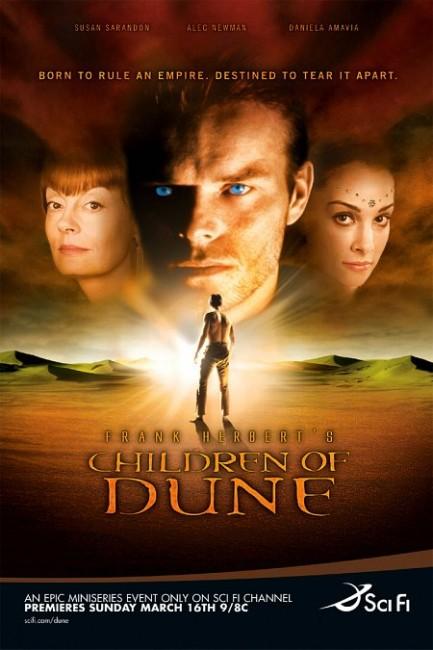 Children of Dune (2003) poster