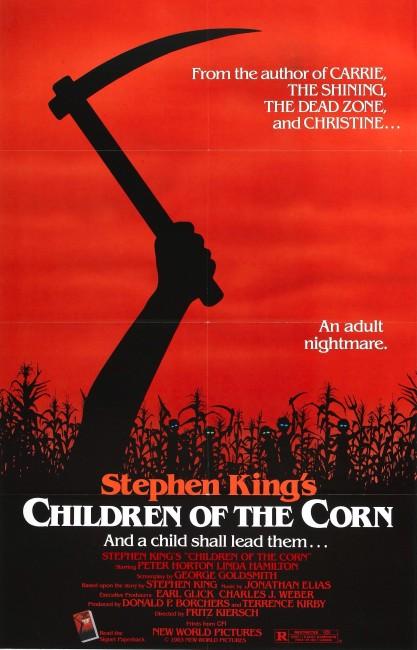 Children of the Corn (1984) poster