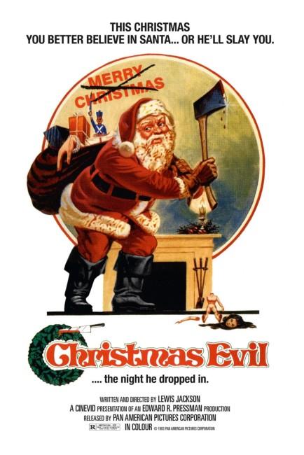 Christmas Evil (1980) poster