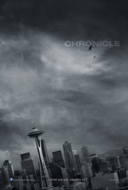 Chronicle (2012) poster