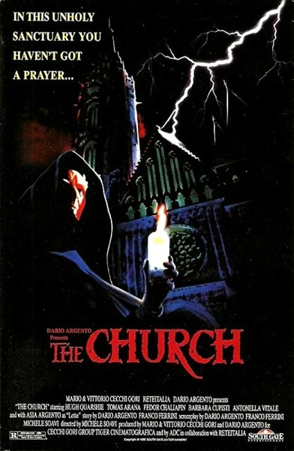The Church (1989) poster