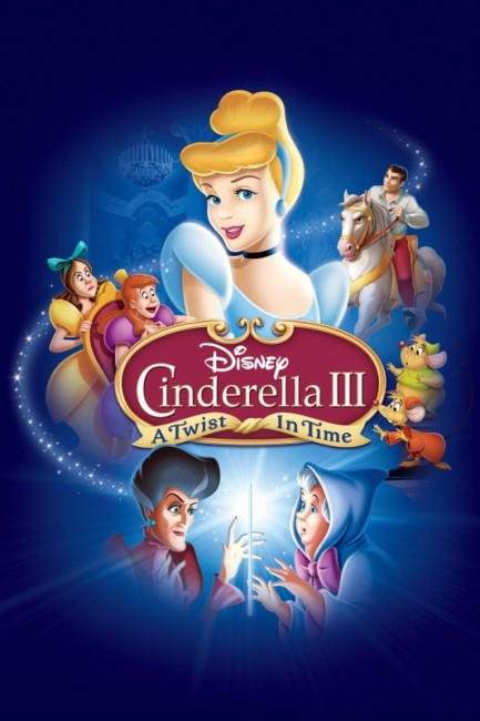 Cinderella III: A Twist in Time (2007) poster