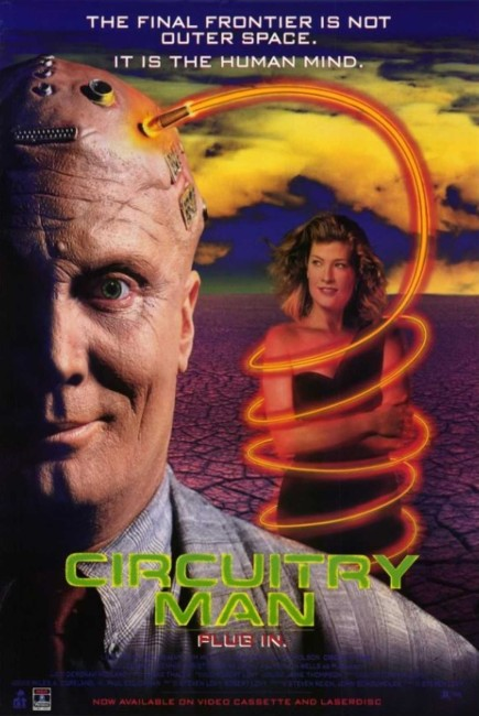 Circuitry Man (1990) poster
