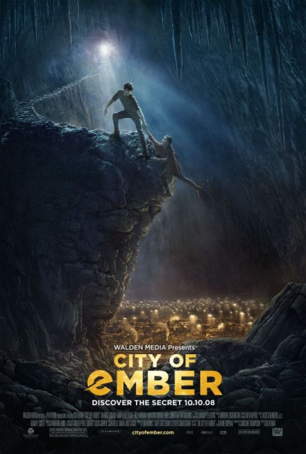 City of Ember (2008) poster
