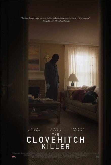 The Clovehitch Killer (2018) poster