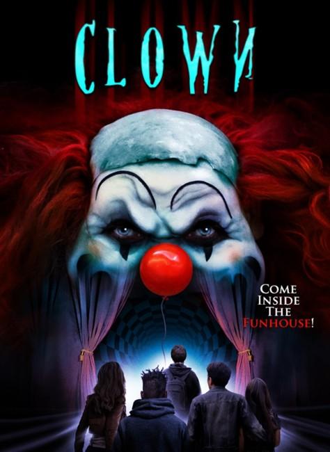 Clown (2019) poster