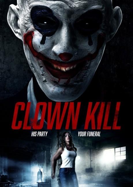 Clown Kill (2016) poster