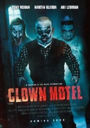 Clown Motel (2019) poster