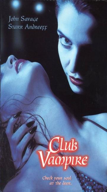 Club Vampire (1997) poster