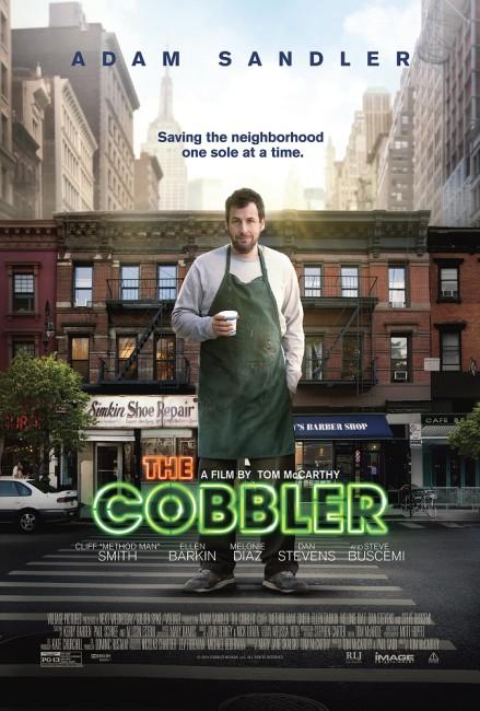 The Cobbler (2014) poster