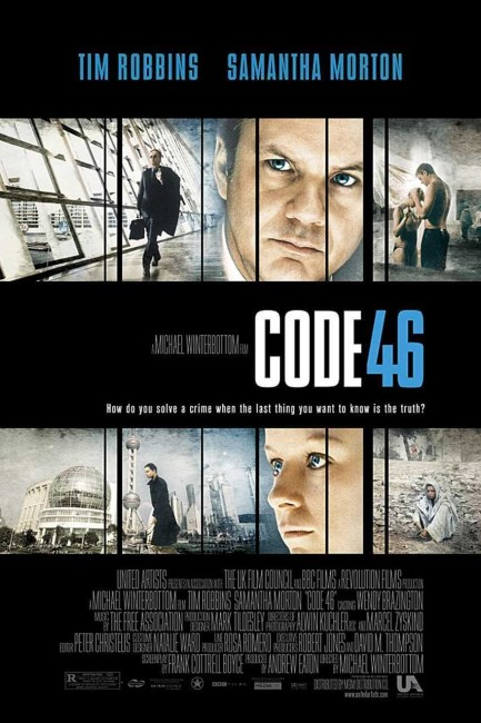 Code 46 (2003) poster