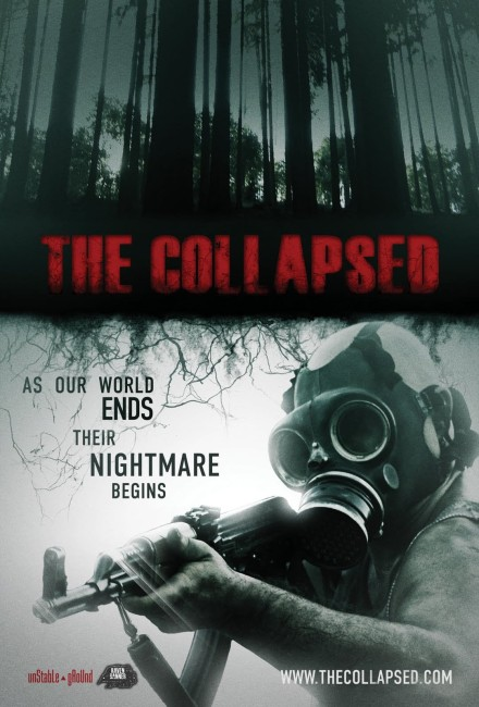The Collapsed (2011) poster