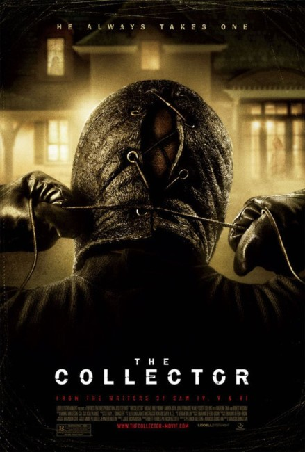 The Collector (2009) poster