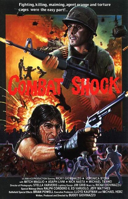 Combat Shock (1986) poster