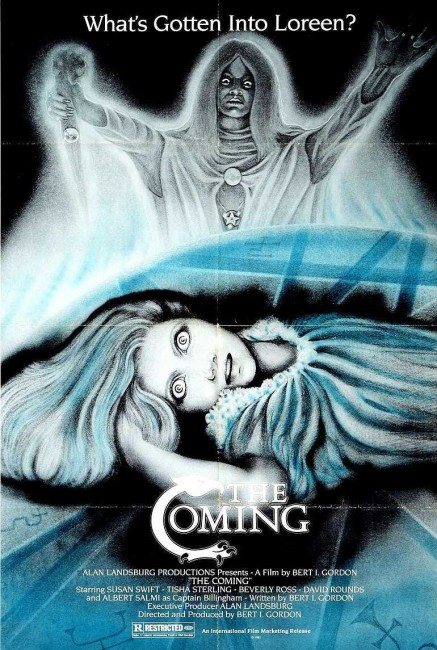 The Coming (1981) poster