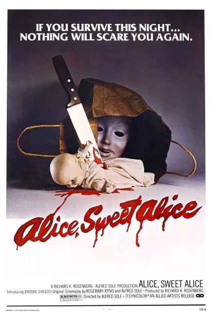 Communion/Alice Sweet Alice (1976) poster