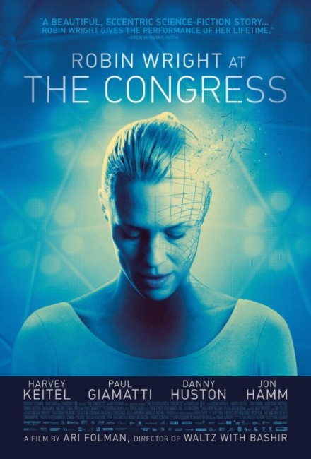 The Congress (2013) poster