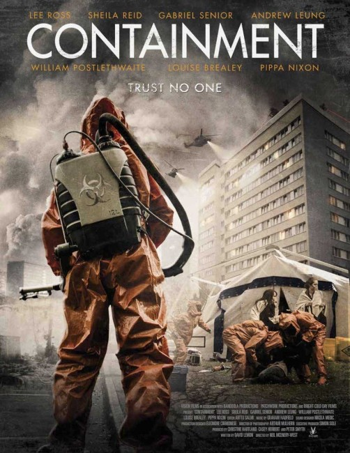 Containment (2015) poster