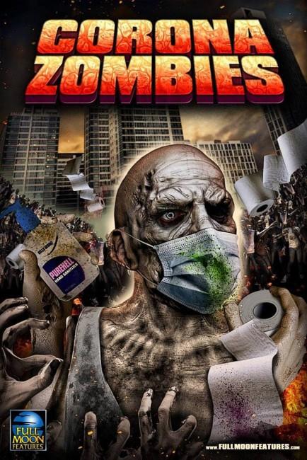 Corona Zombies (2020) poster