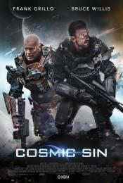 Cosmic Sin (2021) poster