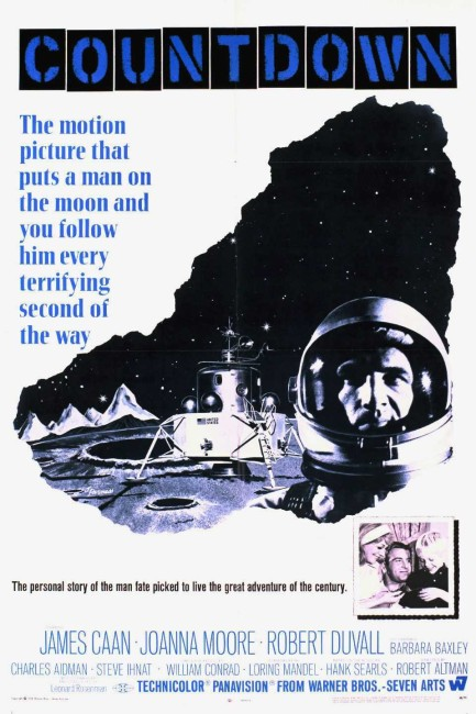 Countdown (1967) poster