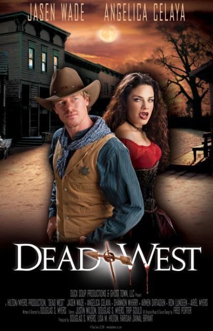 Cowboys vs Vampires (2010) poster
