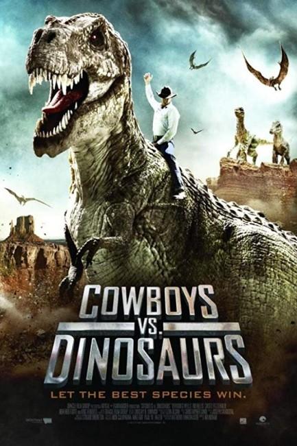 Cowboys vs. Dinosaurs (2015) poster