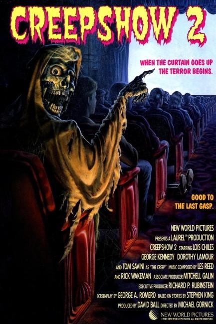 Creepshow II (1987) poster