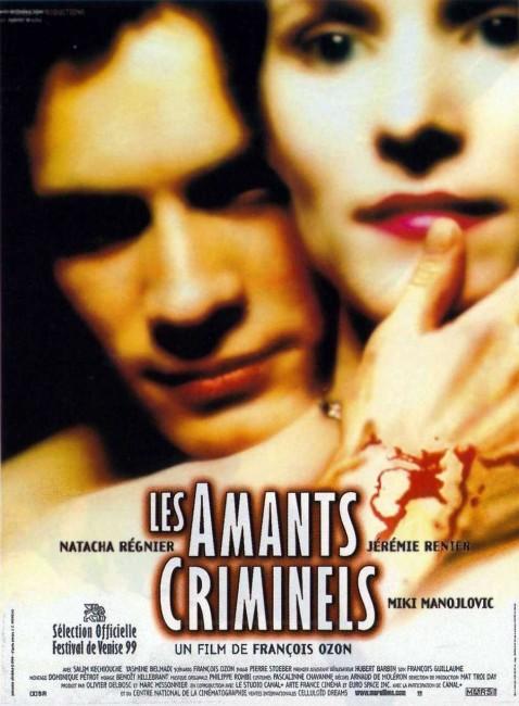 Criminal Lovers (1999) poster