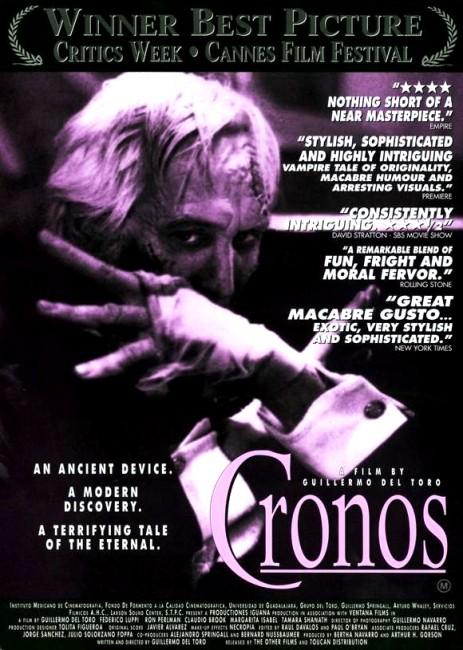 Cronos (1993) poster