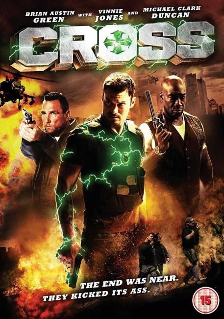 Cross (2011) poster
