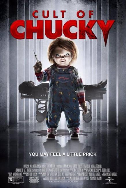 Cult of Chucky (2017) poster