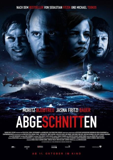 Cut Off (2018) poster