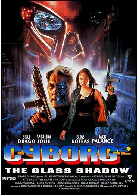 Cyborg 2 Glass Shadow (1992) poster