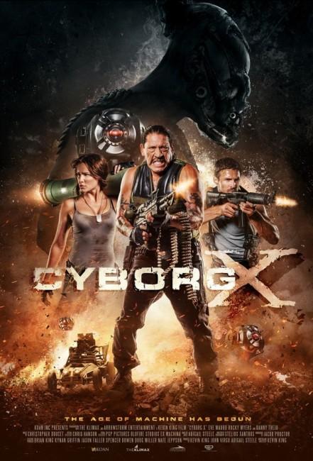 Cyborg X (2016) poster