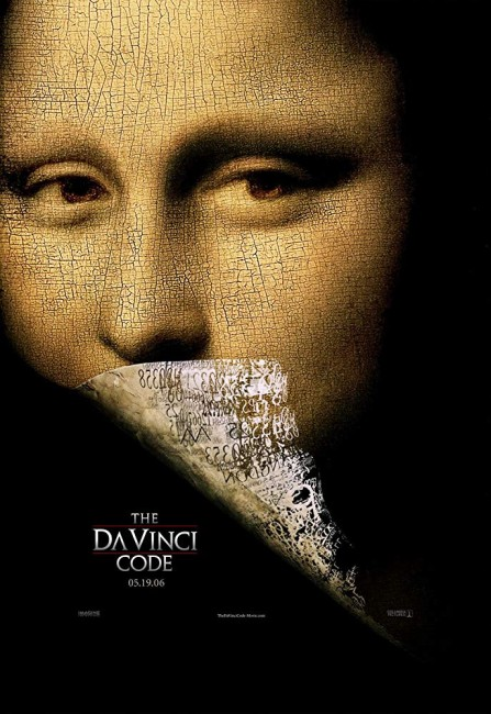 The Da Vinci Code (2006) poster