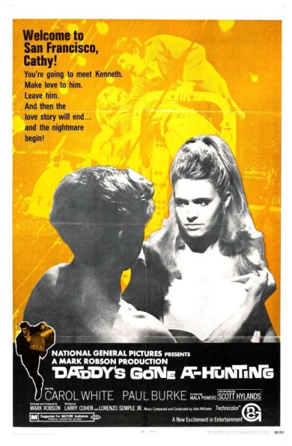 Daddy's Gone A-Hunting (1969) poster