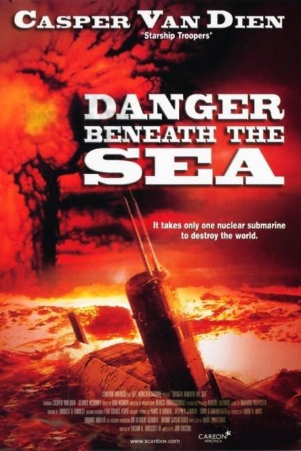 Danger Beneath the Sea (2001) poster