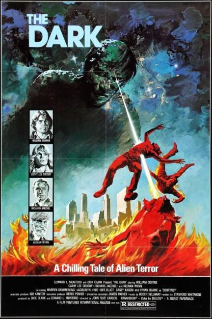 The Dark (1979) poster